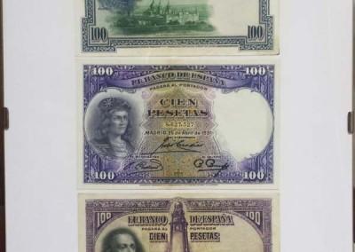 Billetes II República