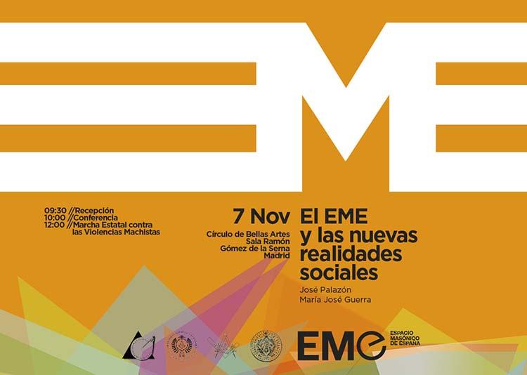 Espacio Masónico de España | EME 2015