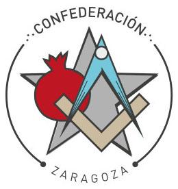 Triángulo masónico Confederación - Zaragoza