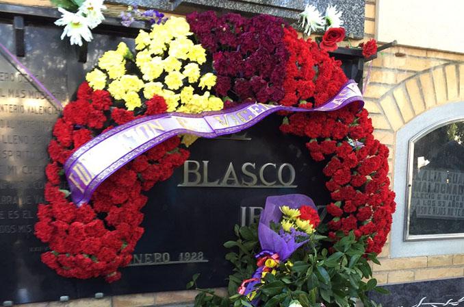 Aniversario nacimiento Vicente Blasco Ibáñez